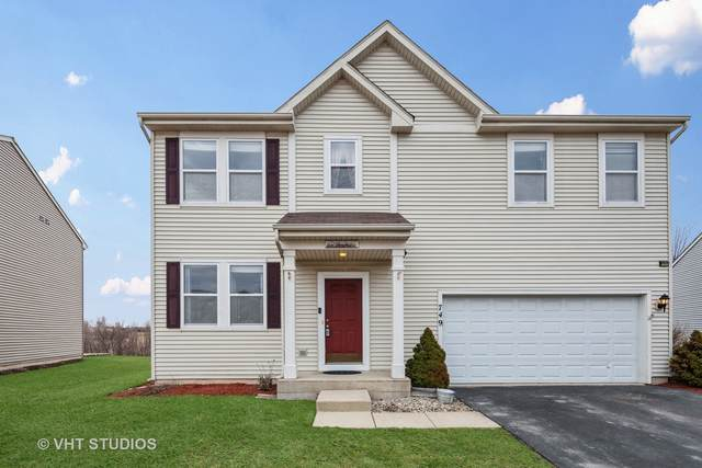 749 Beethoven Street, Volo, IL 60073 (MLS #11003358) :: RE/MAX IMPACT