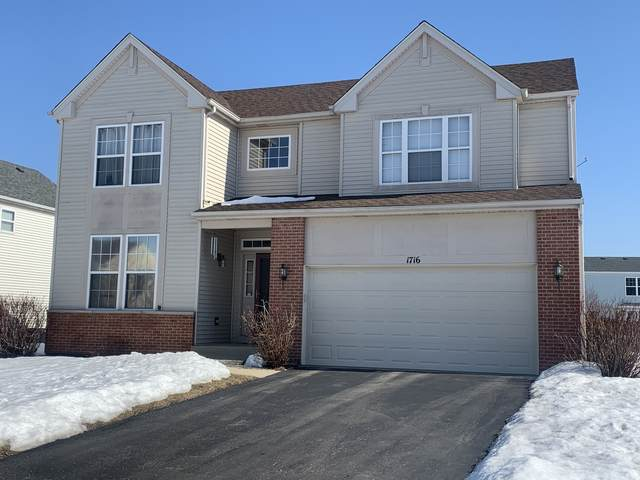 1716 Burshire Drive, Plainfield, IL 60586 (MLS #11003390) :: Ryan Dallas Real Estate