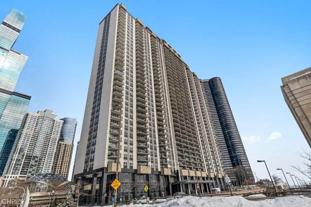 400 E Randolph Street #3521, Chicago, IL 60601 (MLS #11003404) :: RE/MAX Next