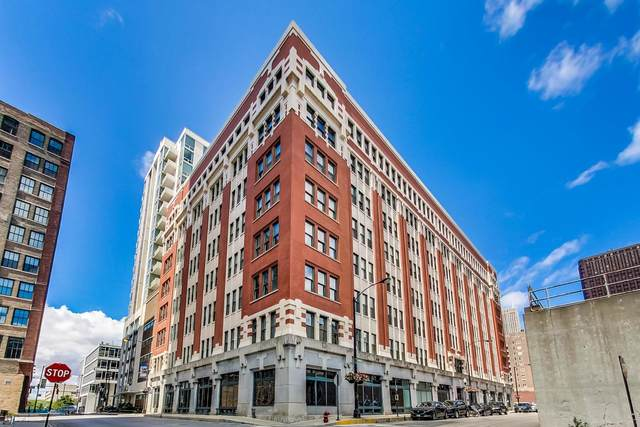 732 S Financial Place #618, Chicago, IL 60605 (MLS #11003405) :: O'Neil Property Group