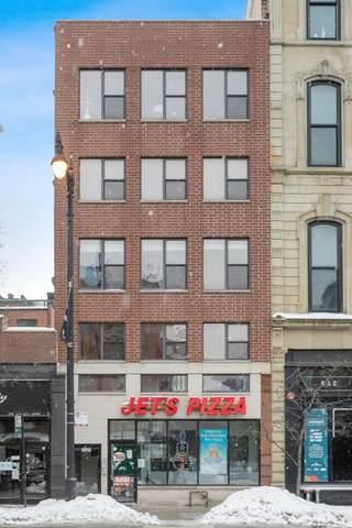 1025 W Madison Street #1, Chicago, IL 60607 (MLS #11003410) :: O'Neil Property Group