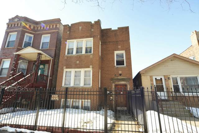 1502 N Kolin Avenue, Chicago, IL 60651 (MLS #11003426) :: The Dena Furlow Team - Keller Williams Realty