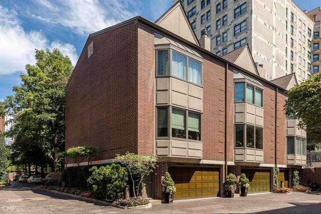 55 W Goethe Street #1239, Chicago, IL 60610 (MLS #11003427) :: The Dena Furlow Team - Keller Williams Realty