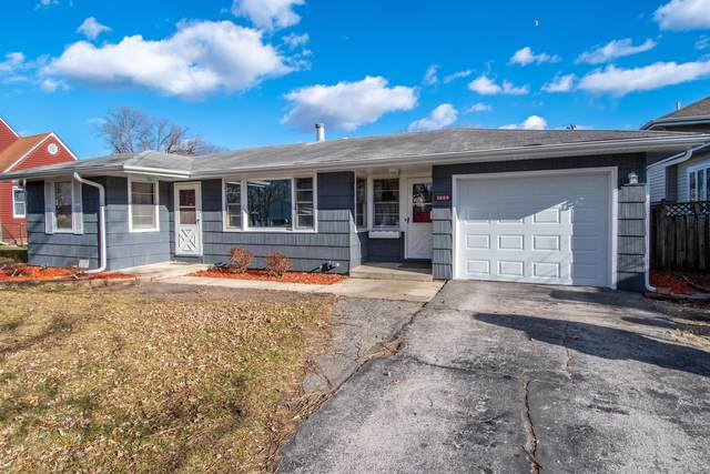 3609 Peoria Street, Steger, IL 60475 (MLS #11003474) :: The Dena Furlow Team - Keller Williams Realty