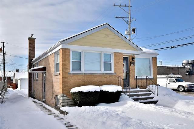 2216 S 10th Avenue, North Riverside, IL 60546 (MLS #11003476) :: The Dena Furlow Team - Keller Williams Realty