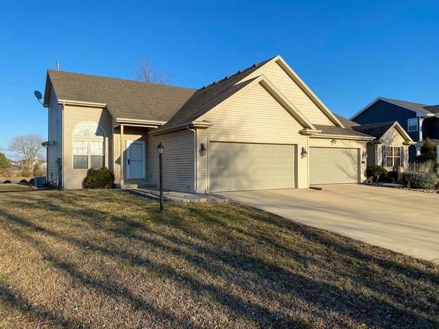 822 Sedgegrass Drive, Champaign, IL 61822 (MLS #11003529) :: Jacqui Miller Homes