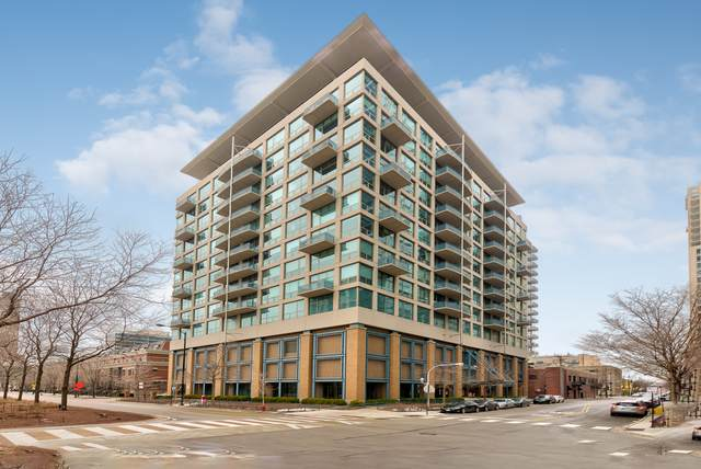 125 E 13TH Street #708, Chicago, IL 60605 (MLS #11003565) :: Lewke Partners
