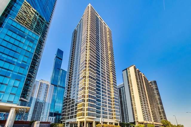 360 E Randolph Street #2104, Chicago, IL 60601 (MLS #11003582) :: Helen Oliveri Real Estate