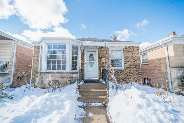4524 N Newcastle Avenue, Harwood Heights, IL 60706 (MLS #11003621) :: Jacqui Miller Homes