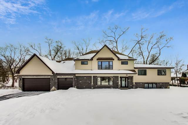 138 Hillside Lane, Burr Ridge, IL 60527 (MLS #11003645) :: The Dena Furlow Team - Keller Williams Realty