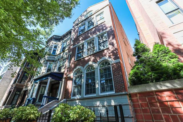 3518 N Reta Avenue #3, Chicago, IL 60657 (MLS #11003657) :: RE/MAX Next