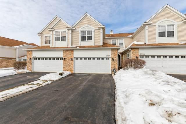 2936 Talaga Drive #2936, Algonquin, IL 60102 (MLS #11003758) :: Jacqui Miller Homes