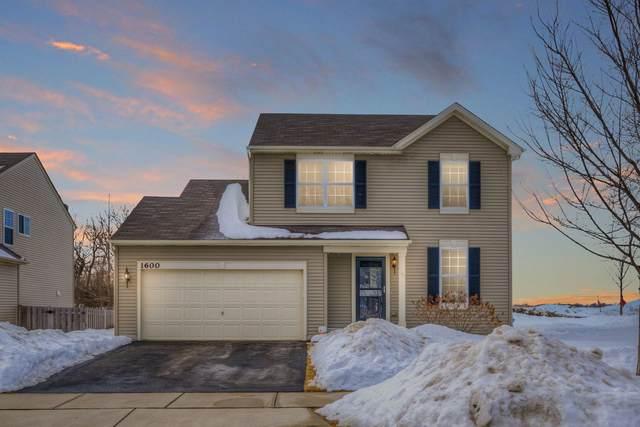 1600 Bristol Drive, Hampshire, IL 60140 (MLS #11003798) :: Jacqui Miller Homes