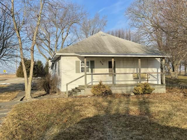 316 W 1st Street, Hume, IL 61932 (MLS #11003832) :: Jacqui Miller Homes