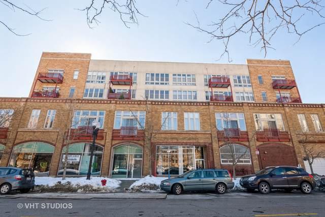 1225 W Morse Avenue #404, Chicago, IL 60626 (MLS #11003862) :: The Dena Furlow Team - Keller Williams Realty