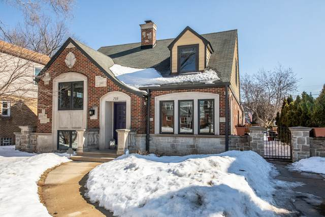 733 S Greenwood Avenue, Park Ridge, IL 60068 (MLS #11003935) :: The Dena Furlow Team - Keller Williams Realty