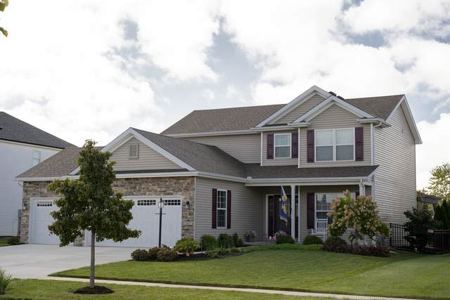 5003 Emmas Way, Champaign, IL 61822 (MLS #11003947) :: Ryan Dallas Real Estate