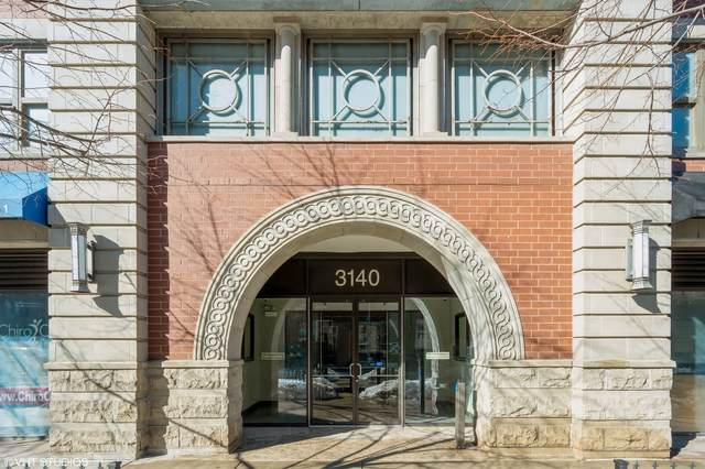 3140 N Sheffield Avenue #614, Chicago, IL 60657 (MLS #11004023) :: O'Neil Property Group
