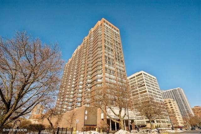 4170 N Marine Drive 24E, Chicago, IL 60613 (MLS #11004034) :: The Perotti Group