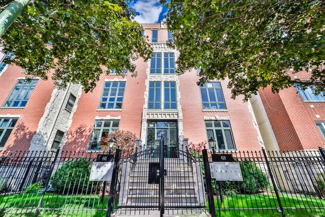 459 N Green Street 1S, Chicago, IL 60642 (MLS #11004036) :: RE/MAX Next