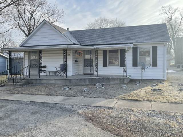 107 W 1st Street, Hume, IL 61932 (MLS #11004060) :: Ryan Dallas Real Estate