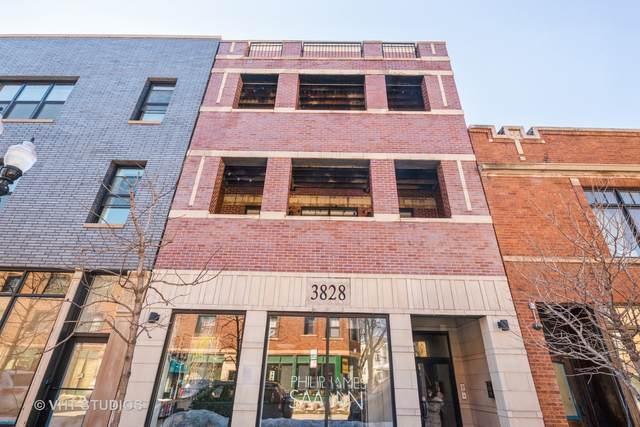3828 N Lincoln Avenue #2, Chicago, IL 60613 (MLS #11004062) :: RE/MAX Next