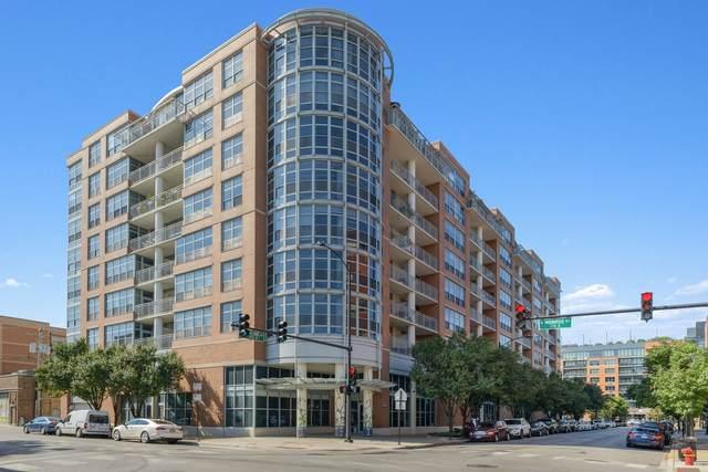 1200 W Monroe Street #608, Chicago, IL 60607 (MLS #11004080) :: O'Neil Property Group