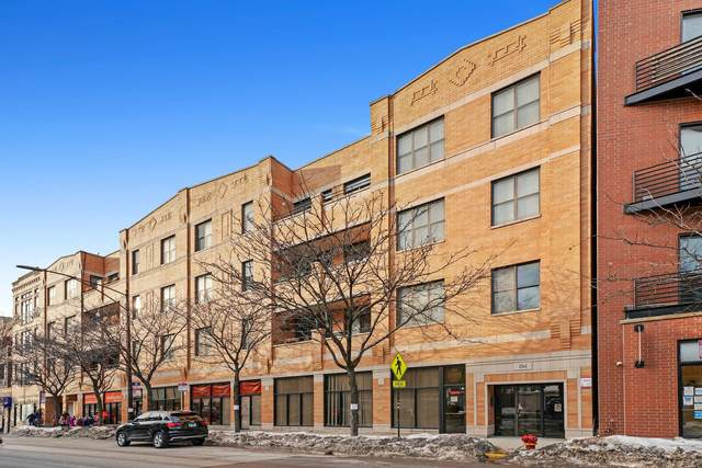 2040 W Belmont Avenue #304, Chicago, IL 60618 (MLS #11004106) :: Touchstone Group