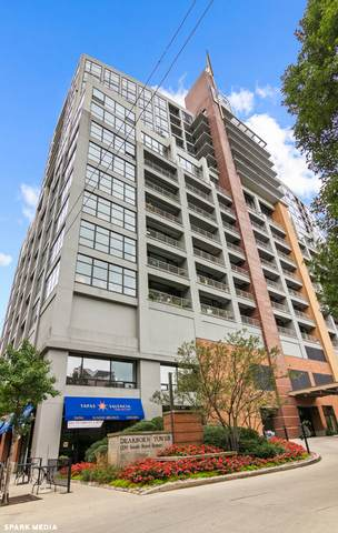 1530 S State Street 529-530, Chicago, IL 60605 (MLS #11004145) :: RE/MAX Next