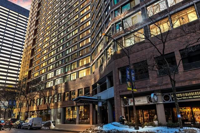 211 E Ohio Street #914, Chicago, IL 60611 (MLS #11004146) :: O'Neil Property Group