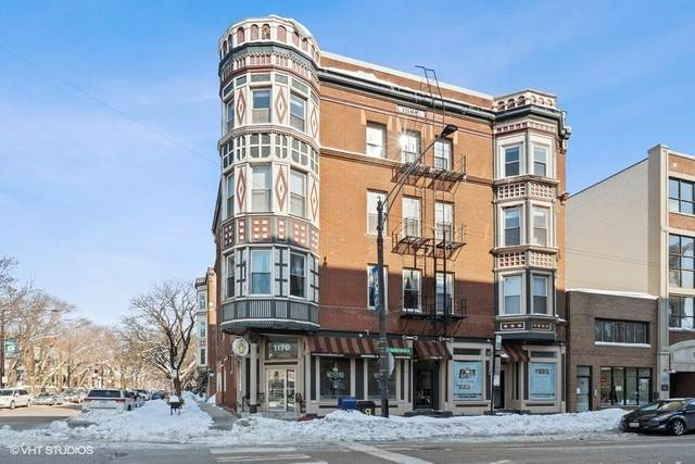 1170 W Armitage Avenue 2W, Chicago, IL 60614 (MLS #11004155) :: Touchstone Group