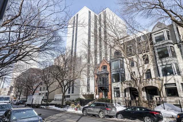 1339 N Dearborn Street 14H, Chicago, IL 60610 (MLS #11004161) :: O'Neil Property Group
