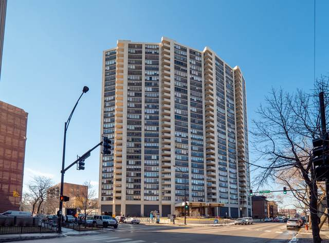 3930 N Pine Grove Avenue #2415, Chicago, IL 60613 (MLS #11004168) :: The Perotti Group