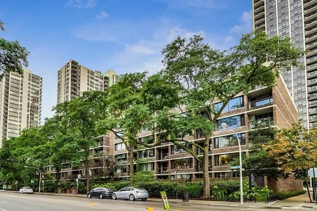 1555 N Sandburg Terrace 611K, Chicago, IL 60610 (MLS #11004206) :: RE/MAX Next