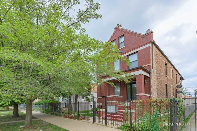 5451 W Schubert Avenue, Chicago, IL 60639 (MLS #11004249) :: The Dena Furlow Team - Keller Williams Realty