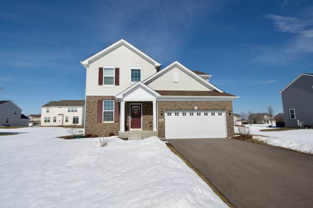 3108 Manchester Drive, Montgomery, IL 60538 (MLS #11004263) :: RE/MAX Next