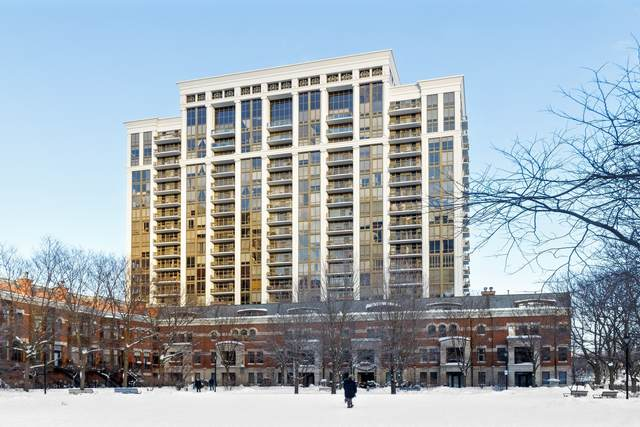 1335 S Prairie Avenue #2002, Chicago, IL 60605 (MLS #11004269) :: RE/MAX Next