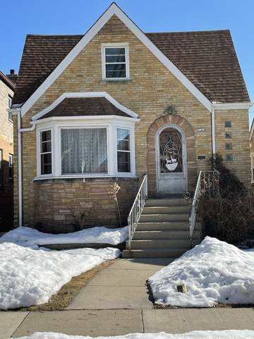 3541 N Neva Avenue, Chicago, IL 60634 (MLS #11004274) :: The Dena Furlow Team - Keller Williams Realty