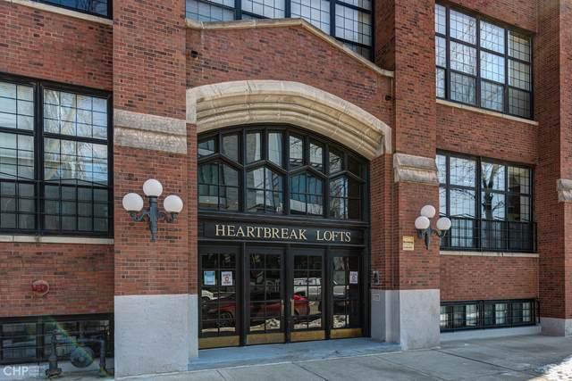 17 N Loomis Street 3C, Chicago, IL 60607 (MLS #11004279) :: Lewke Partners