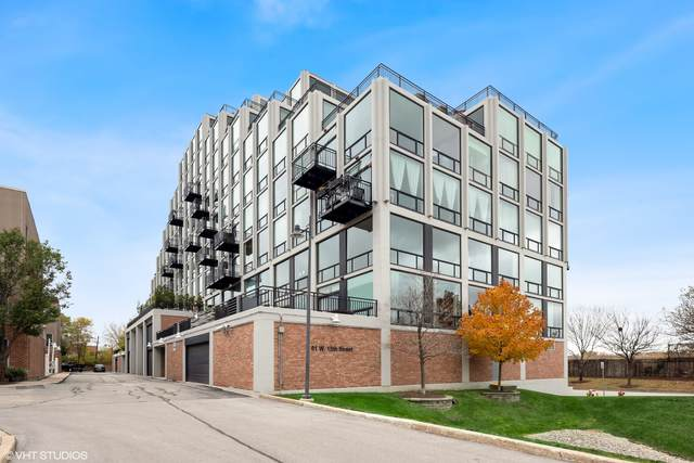61 W 15th Street #501, Chicago, IL 60605 (MLS #11004399) :: RE/MAX Next