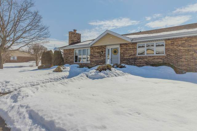 7331 W 154th Place #65, Orland Park, IL 60462 (MLS #11004506) :: Touchstone Group