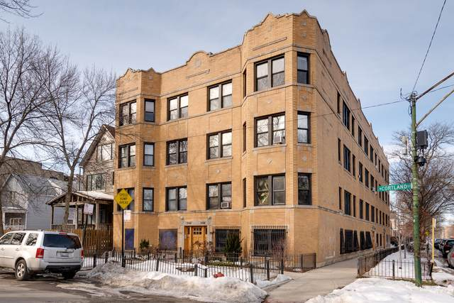 3544 W Cortland Street Ba, Chicago, IL 60647 (MLS #11004557) :: The Dena Furlow Team - Keller Williams Realty