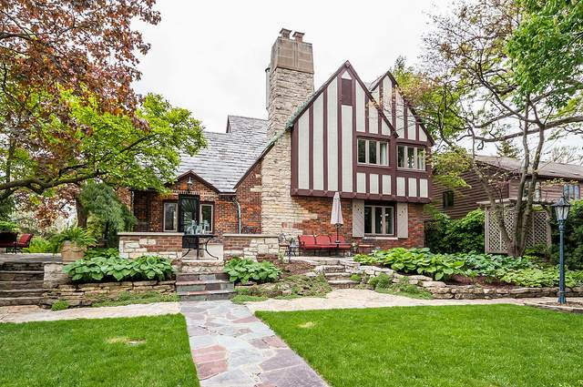 815 The Pines, Hinsdale, IL 60521 (MLS #11004660) :: Touchstone Group