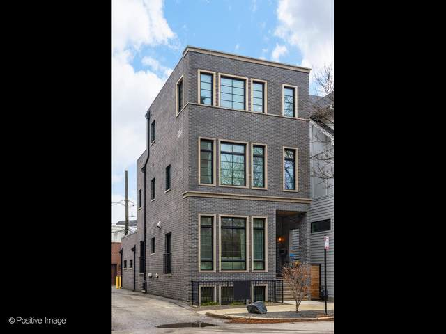 1856 N Sheffield Avenue, Chicago, IL 60614 (MLS #11004694) :: Touchstone Group