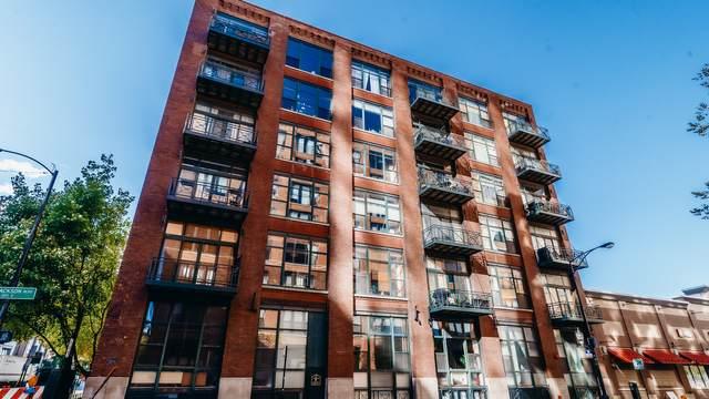 701 W Jackson Boulevard 302B, Chicago, IL 60661 (MLS #11004708) :: Lewke Partners