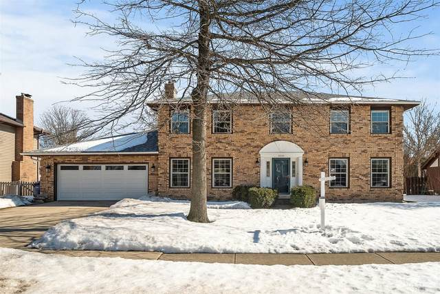 2019 Cromwell Drive, Wheaton, IL 60189 (MLS #11004711) :: Jacqui Miller Homes