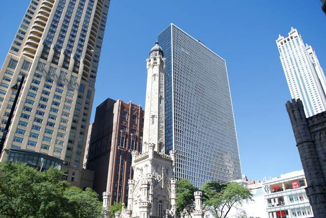 111 E Chestnut Street 37D, Chicago, IL 60611 (MLS #11004717) :: RE/MAX Next