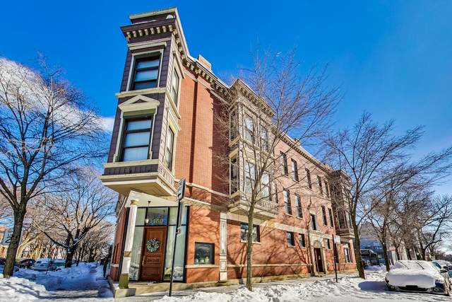 3255 N Greenview Avenue 2R, Chicago, IL 60657 (MLS #11004720) :: RE/MAX Next