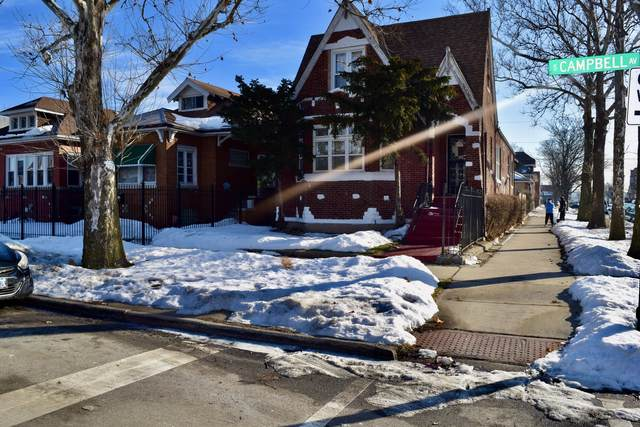 6059 S Campbell Avenue, Chicago, IL 60629 (MLS #11004744) :: The Dena Furlow Team - Keller Williams Realty