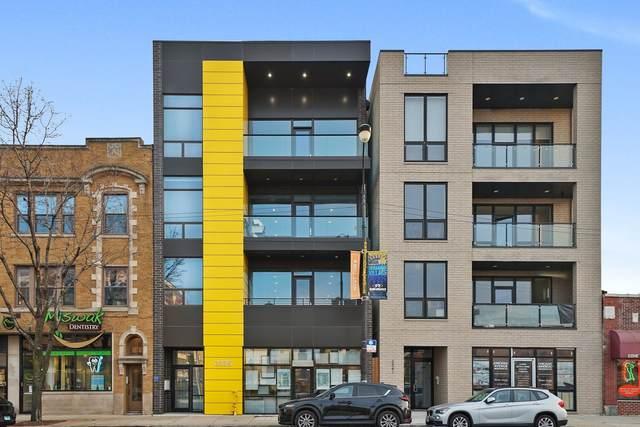 2335 W Chicago Avenue 3F, Chicago, IL 60622 (MLS #11004811) :: RE/MAX Next